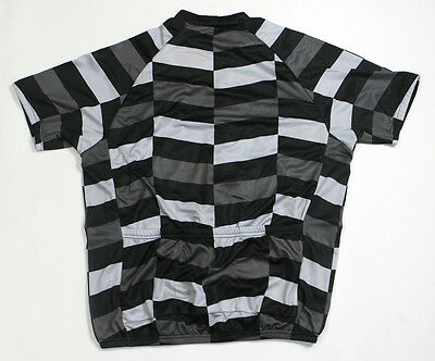 New Men's Racing Cycling Clothing Polyester Short Sleeve Jersey Top Size S-XXXL