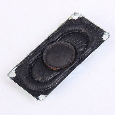 2W 8ohm 2040 Small Loudspeaker Stereo Audio Speaker For Laptop DIY Replace NEW
