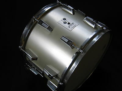 """Tom Tom SONOR Phonic 14x10"""", silver metallic , Made In Germany,  gebraucht"""