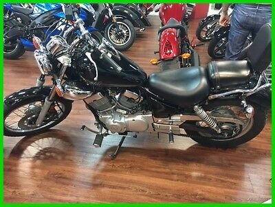 Yamaha V Star 250 2012 Yamaha V Star 250 Used