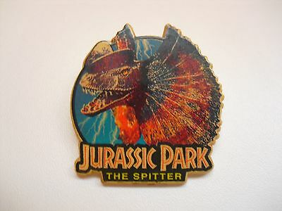 Jurassic park pin's the spitter spielberg 1993