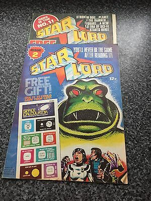 STAR LORD no 1 & 2 From 1978