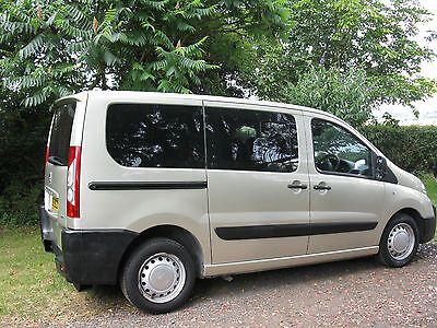 Peugeot Expert Tepee 1.6 Hdi.comfort Wheelchair Adapted Mpv.