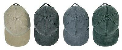 12 New Pigment-dyed Hats EmbroideredFree 4Ur Company