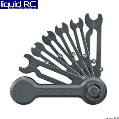 Duratrax R1107 Ultimate E-Clip Tool 1.5mm-5mm