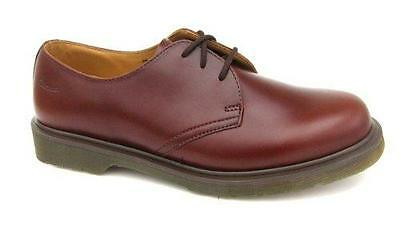 Brand New Dr Martens Shoes Tan Analine Uk Size 8 / 42
