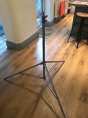 Vintage  2 Section Master Stand Lighting Stand | Manfrotto Arri