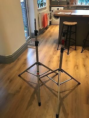 2 x Quartzcolor  2 Section Master Stand Lighting Stand | Manfrotto Arri