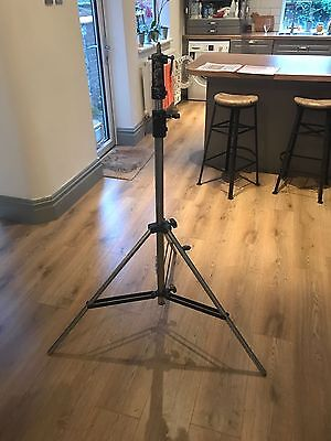 Manfrotto Junior  or Heavy Duty Lighting Stand