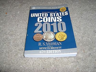 United States Coins 2010 Blue Book by R.S. Yeoman