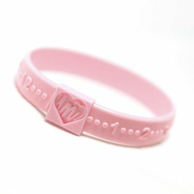 Mothers Minder Nursing Breastfeeding Bracelet Pink