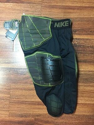 Nike Pro Combat Hyperstrong Compression Padded Football Shorts Pants 688546, M