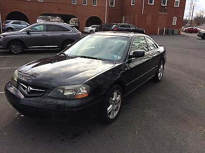 2003 Acura CL Type S 2003 Acura CL type S 6spd (manual)