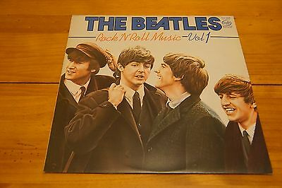 THE BEATLES Rock N Roll Music Volume 1 MFP vinyl LP EXCELLENT CONDITION