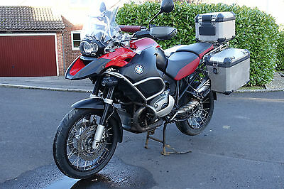 2009 BMW R1200GSA GS Adventure Fully loaded FULL BMW history, loads done, value!