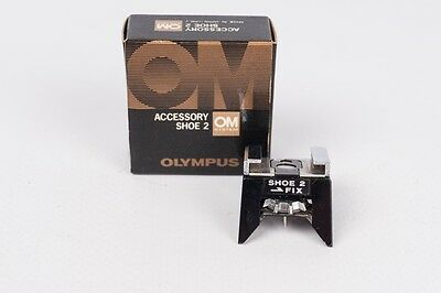 Olympus Accessory shoe 2 for OM-2 ( 1 pin )