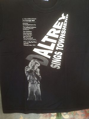 The Music of Pete Townshend and The Who, Daltrey Sings Townshend, Tee Shirt, XL
