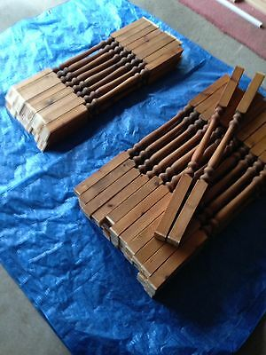 Pine Staircase Spindles