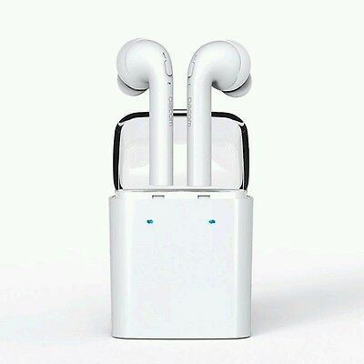 Wireless Bluetooth Headset Airpods Earpods Earphones for Iphone Samsung,HTC V4.2