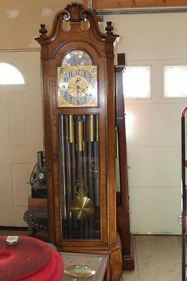 Herschede, 250, Burly ,  Grandfather clock model 250 , 9 chimes Burly