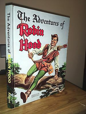 The Adventures Of Robin Hood Annual 1960