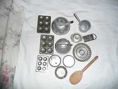 Childs cooking set