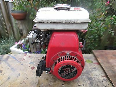 honda 2.2 petrol engine for a cement mixer