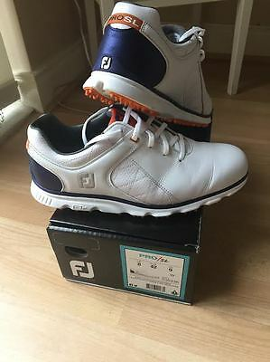 Footoy Pro SL golf shoes