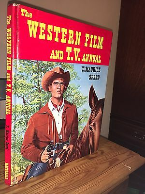 The Western Film And Tv Annual 1959 - F Maurice Speed