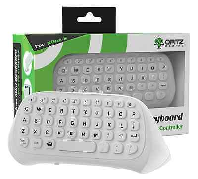 Xbox One Chatpad  with Keyboard KeyPad Ortz  HeadsetAudio Jack Best Chat Control