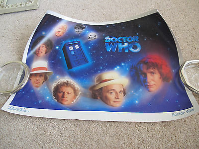 Radio Times Doctor Who Poster Collectors Item