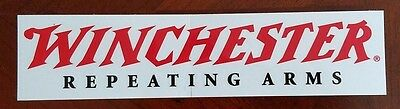 Winchester Rifle Decal Repeating Arms
