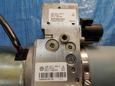 VW Eos Convertible Hydraulic Hood/Roof  Motor Pump Complete All Models 1Q0871789