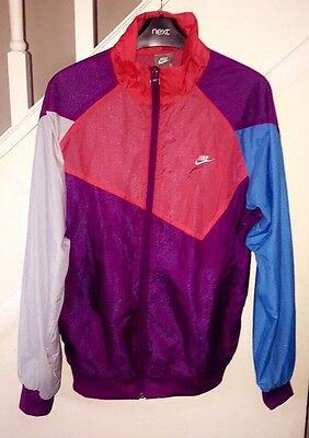 Vintage / Retro Nike Small Breathable Zip Up Jacket