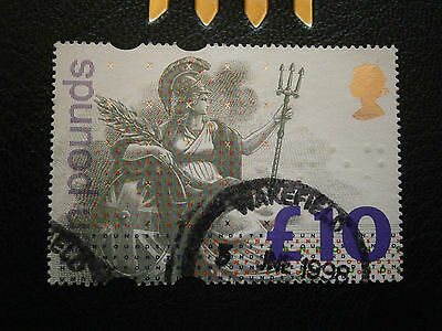 1993-GB STAMPS- £10.00 Definitive ( 1993 ) SG1658-USED