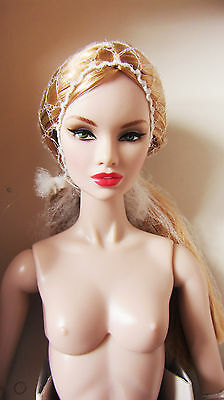"""Nude Fashion Royalty NuFace Erin: Voltage 12"""" Doll New!!!"""