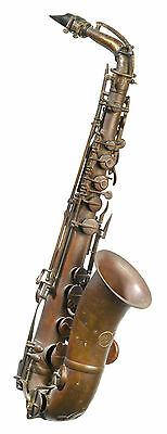 SAX - RARE VINTAGE HAND MADE by *KESSELS* - ALTO SAX - MUSEUM/COLLECTORS ITEM