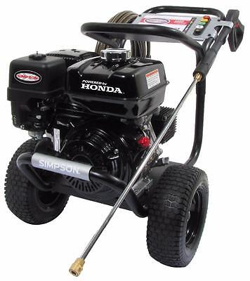Simpson PS4033 Powershot 4000 PSI  3.3 GPM Gas Pressure Washer