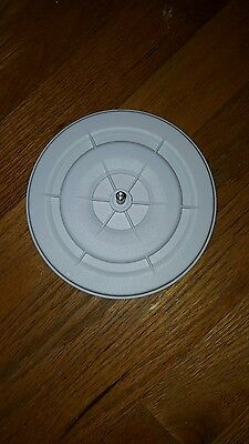 Wintage Sunbeam Turntable 6 Inches In Diameter.....white  (Mixmaster)