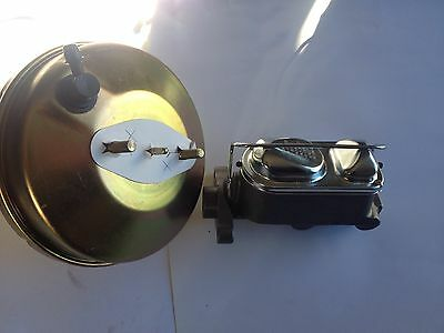 1967-70 Mustang Brake Booster master Cyl