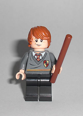 LEGO Harry Potter - Ron Weasley (4738) - Figur Minifig Hagrid Hermine 4738