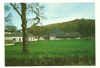 Strontian - a larger format, photographic postcard of the Strontian Centre