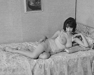 8x10 1960s DDD British Pinup, MICHELE BOYER + BONUS JUNE PALMER! (NUDES)