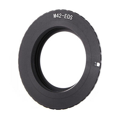 AF Confirm Programmable Adapter for M42 Lens to Canon EOS 650D Digtal SLR DC742