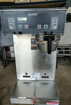 Bunn Dual SH DBC Commercial Coffee Brewer/ Maker/ warmer
