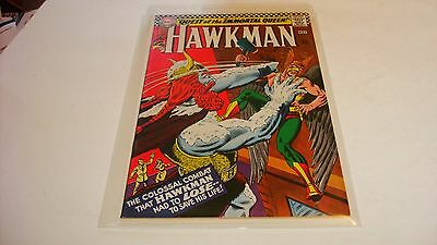 Hawkman 13 1966 High Grade OW Pages