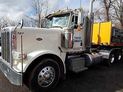 2012 Peterbilt 388 389 tractor wet kit clean semi unit
