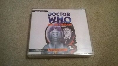Doctor Who and the Cybermen 4CD Audiobook, read by Anneke Wills
