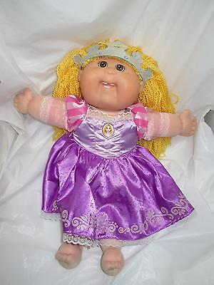"Blonde Cornsilk  2001 K-7 Cabbage Patch Kids 20"" TRU 1st Edition Toys R Us DOLL"