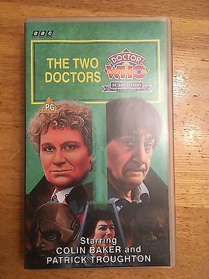 Doctor Who 'The Two Doctors' Video